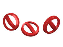 No sign Royalty Free Stock Images