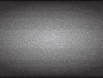 No signal TV screen. Grainy noise vector Royalty Free Stock Photos