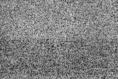 No signal TV texture. Television grainy noise effect as a background. No signal retro vintage television pattern stock images