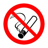 No smoking 1  (+ vector) Stock Photos
