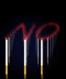 No smoking! Royalty Free Stock Photo