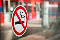 Free No Smoking Royalty Free Stock Photo - 19914635
