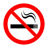 No smoking 3  (+ vector) Stock Image