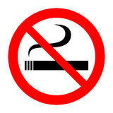 No smoking 4  (+ vector) Stock Photos