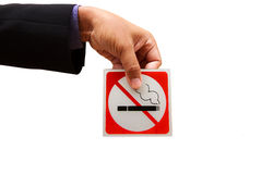 No smoking concept Royalty Free Stock Images