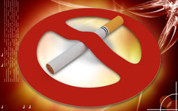 No smoking Stock Images