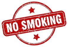 No smoking stamp. No smoking grunge vintage stamp isolated on white background. no smoking. sign stock illustration