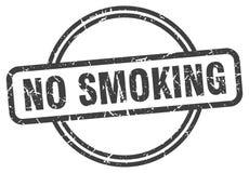 No smoking stamp. No smoking grunge vintage stamp isolated on white background. no smoking. sign vector illustration