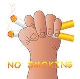 No smoking Stock Image