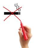 No smoking 2 Stock Image