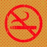 No smoking logo Stock Images