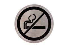 No smoking sign. Royalty Free Stock Photography