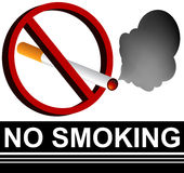 No Smoking Sign Stock Photos