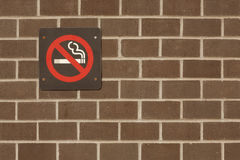 Free No Smoking Sign Stock Images - 35211794