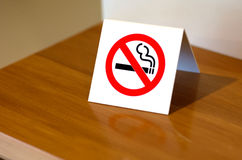 Free No Smoking Sign Stock Images - 38455294
