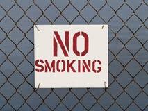 No Smoking Sign Stock Photography