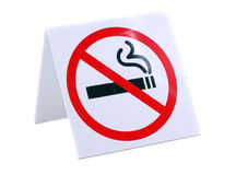 Free No Smoking Sign Stock Photo - 8686760