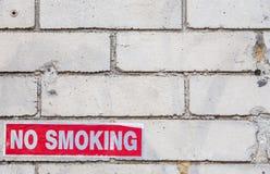 No smoking sign background Royalty Free Stock Photos