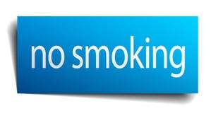 No smoking sign. No smoking square paper sign isolated on white background. no smoking button. no smoking royalty free illustration