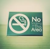 No smoking sign. Pic of No smoking sign Royalty Free Stock Photo