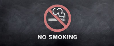 No Smoking Sign Symbol Royalty Free Stock Photo