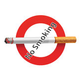 No smoking 2 Royalty Free Stock Photo