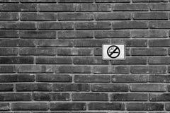 No smoking signs Royalty Free Stock Images