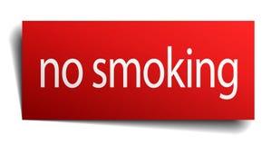 No smoking sign. No smoking square paper sign isolated on white background. no smoking button. no smoking vector illustration