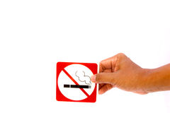 No smoking symbol Stock Photo