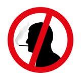 No smoking symbol  Stock Image