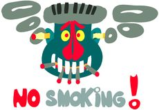 No smoking1 Stock Images