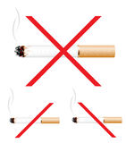 No smoking2 Stock Image