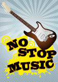 No stop music Stock Photo