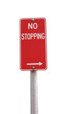 No stopping Royalty Free Stock Photo