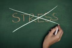 No Stress / Stress Free Stock Image