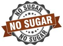No sugar stamp stock illustration