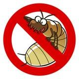 No termites sign Royalty Free Stock Photo