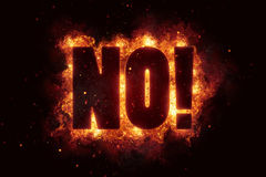 No text on fire flames explosion burning burn explode. Hot Royalty Free Stock Images