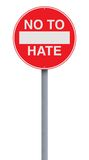 No to Hate Stock Photos