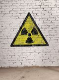No to nuclear Royalty Free Stock Photography
