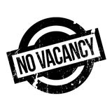 No Vacancy rubber stamp. Grunge design with dust scratches. Effects can be easily removed for a clean, crisp look. Color is easily changed vector illustration