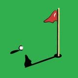 No verde ilustração do vetor