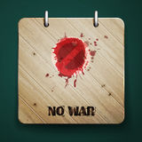 No war Royalty Free Stock Images