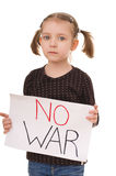 No war Royalty Free Stock Image