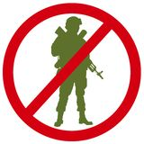 No war. Vector Royalty Free Stock Photos
