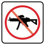 No prohibition temp vector illustration