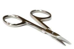 nożyczki paznokci zdjęcie stock