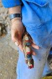nożyk tradycyjny Zdjęcia Royalty Free