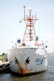 NOAA Forschungs-Behälter Stockfotografie