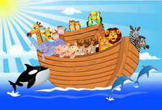 Noah Ark Royalty Free Stock Photos